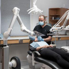 afzuiging aerosolen tandarts